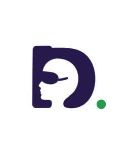 Discovery In The Dark Logo